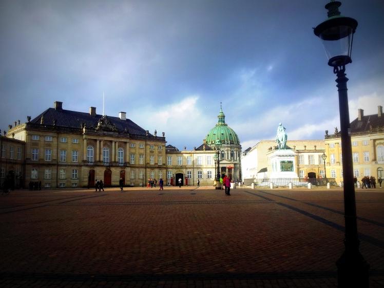 Amalienborg Copenhagen