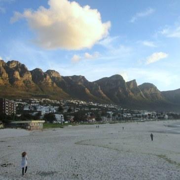 Campy Bay Beach Cape Town
