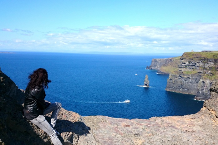 Cliffs of Moher Ireland Lookout