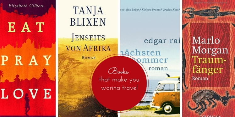 Books for traveling